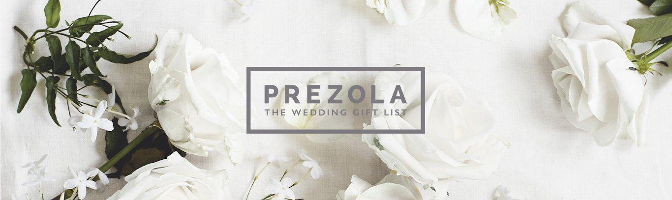 prezola wedding list the white company uk