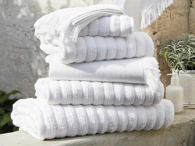 Bath Linen Buying Guides The White Company Uk