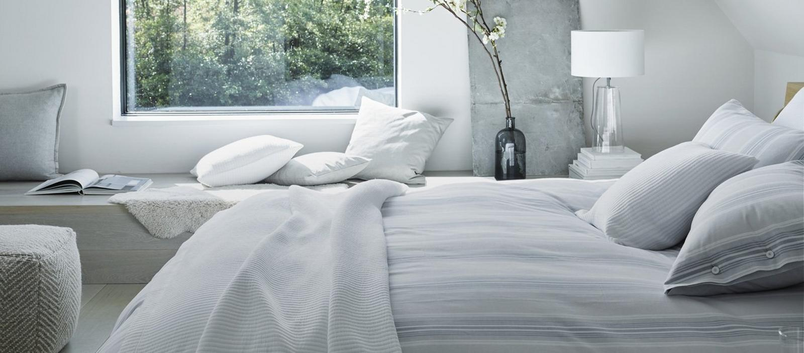 Guide to buying bed linen