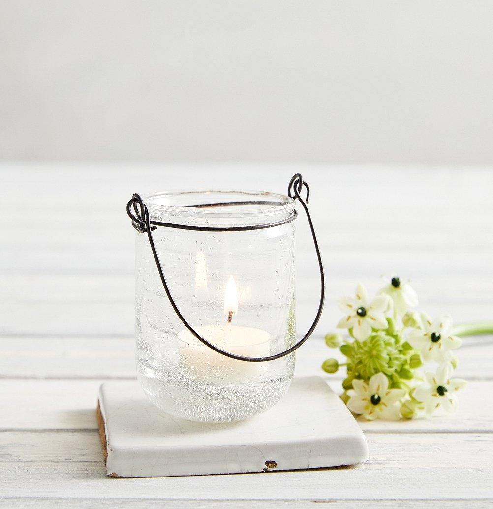 714aac1501 Mini Bubbled Tealight Holder | Home Sale | The White Company US