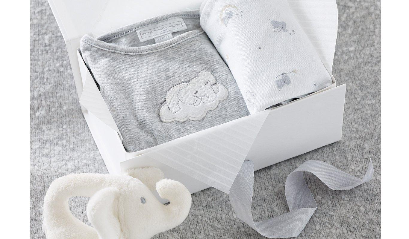 Beautiful Baby Gifts | Inspire me | The White Company UK