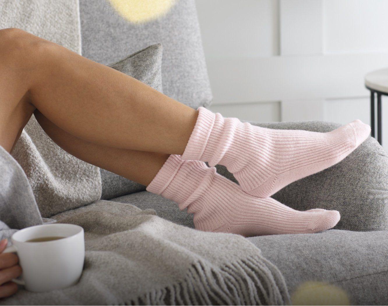 shop cashmere socks